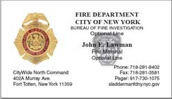 Fire department business cards arts arts cobra printing productions fdny business cards colourmoves