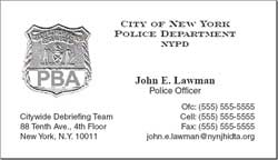 Cobra printing productions nyc pba business cards sample card colourmoves