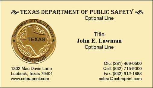 Cobra printing productions texas dps cards sample card colourmoves